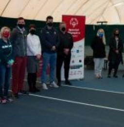 Egy év után újra a Bókay kertben versenyeztek a teniszezők