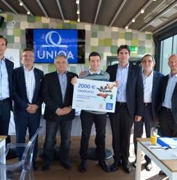2000 eurós támogatás a Magyar Speciális Olimpia Szövetségnek