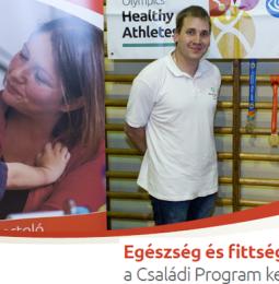 Egészség és fittség fórum a Családi Program keretén belül