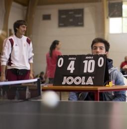 Szolnokon gyűltek össze a speciális olimpikon asztaliteniszezők – Interjú Dobi Zoltánnal