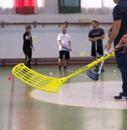 Új sportolási lehetőség: egyesített, diák floorball