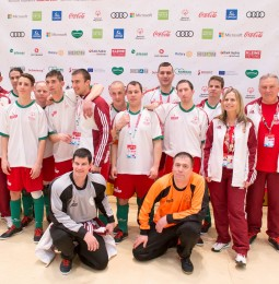 Harmadik lett padlóhoki csapatunk az Év Sportolója választáson!