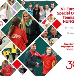 6. Speciális Olimpia Tenisz nap