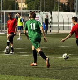 Hársfa Kupa Focitorna az Európai Futball Hét jegyében