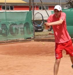 Teniszverseny Budapesten
